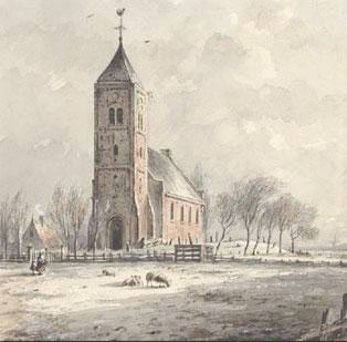 Wandelen door historisch Oudorp